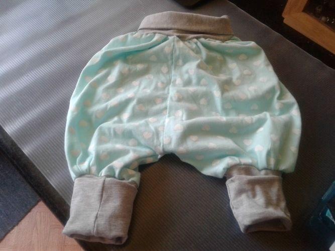 Makerist - Noch eine Baby joggin-Hose - Nähprojekte - 1