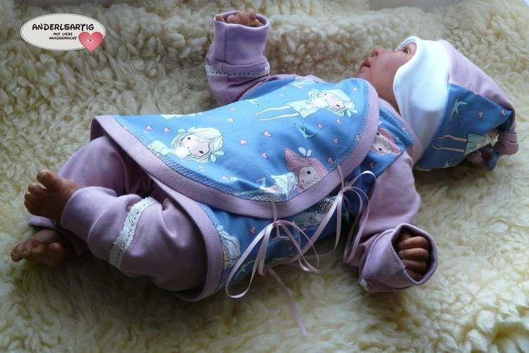 Makerist - Babyset Luis von Fadenkäfer - Nähprojekte - 1