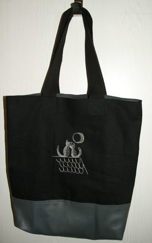 """Makerist - Tasche nach dem Kurs """"Mit Leder nähen"""" - Nähprojekte - 1"""