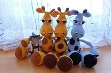 Makerist - Giraffenparade!!!  - 1