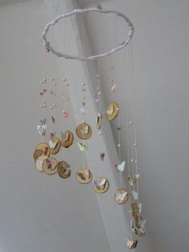 Makerist - Schmetterlingsschwarm - DIY-Projekte - 1
