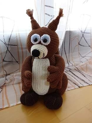 Makerist - Knuddeliges Eichhörnchen - 1