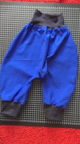 Makerist - Pumphose Baby - Nähprojekte - 1