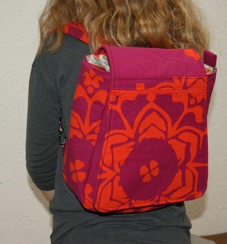Makerist - Rucksack Huckepack von Alles Naehbar - Nähprojekte - 1