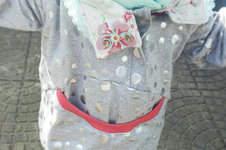 Makerist - Blingbling Hoodie für Frühling (Anooorak Nelchen) - 1