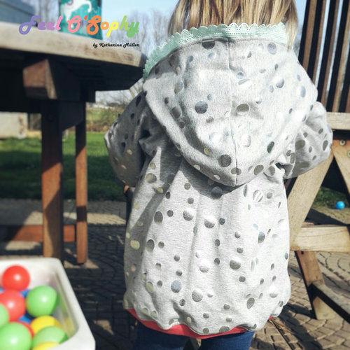 Makerist - Blingbling Hoodie für Frühling (Anooorak Nelchen) - Nähprojekte - 3