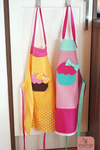 Makerist - Muffin-Schürze für Kinder - Nähprojekte - 2
