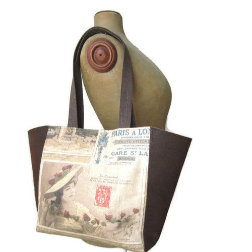 Makerist - Le sac cabas Clara - Créations de couture - 3