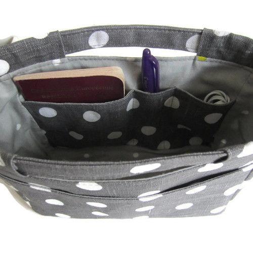 Makerist - L'organisateur de sac - Créations de couture - 2