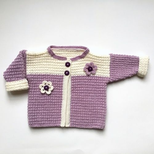 """Makerist - Babyset """"Frieda"""" - Strickprojekte - 2"""