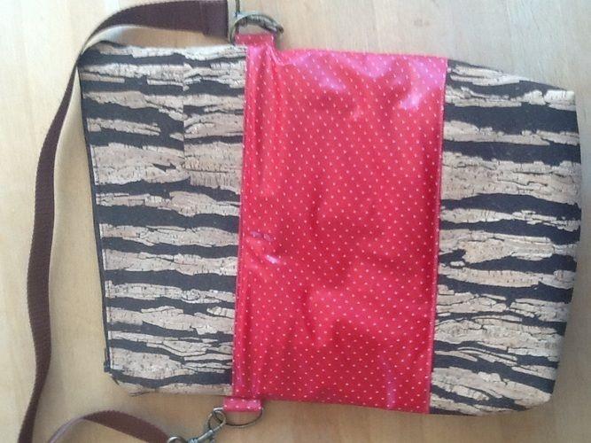 Makerist - FoldOver Tasche von Hansedelli - Nähprojekte - 2