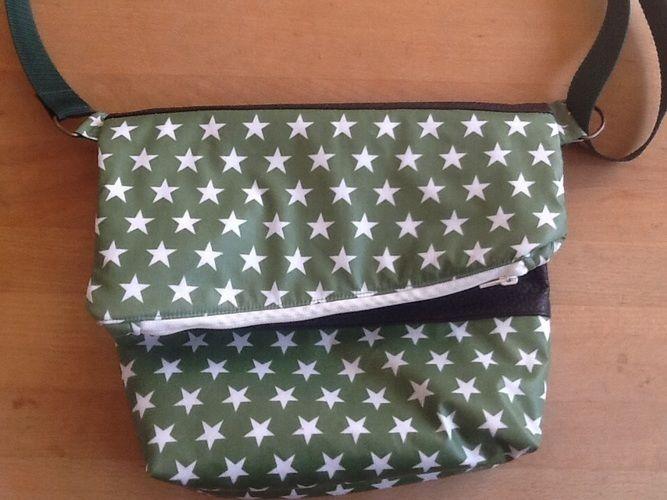 Makerist - FoldOver Tasche von Hansedelli - Nähprojekte - 1