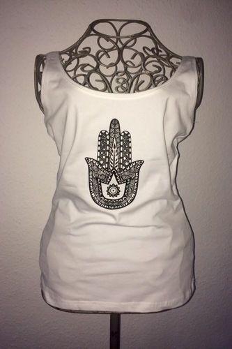 Makerist - Plotterdatei Hand der Fatima dxf svg png  - Textilgestaltung - 1