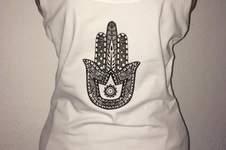 Makerist - Plotterdatei Hand der Fatima dxf svg png  - 1