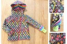 Makerist - Softshelljacke für Mädchen - 1