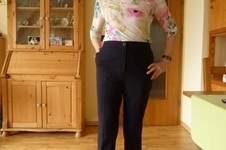Makerist - Hose mit schrähen Eingriffstaschen für mich - 1