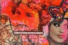 Makerist - Postkarte Mixed Media - 1