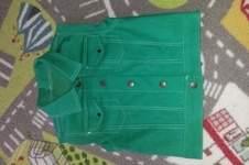 Makerist - Jeansweste für meinen Sohn - 1