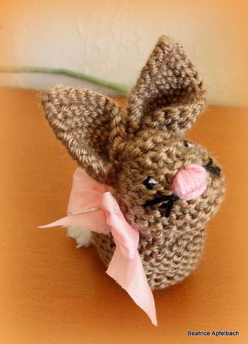 Makerist - schneller kleiner Hase - Strickprojekte - 2