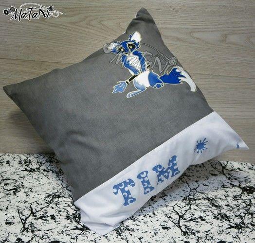 Makerist - Kuschelkissen für den Junior - Textilgestaltung - 1