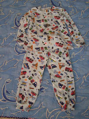 Makerist - Pyjama 4 ans - Créations de couture - 1
