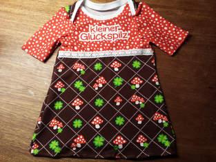 Makerist - süßes Glückspilz Sommer-Kleidchen - 1