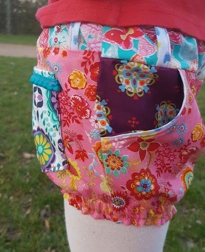 Makerist - Kunterbunte Shorts - Nähprojekte - 2