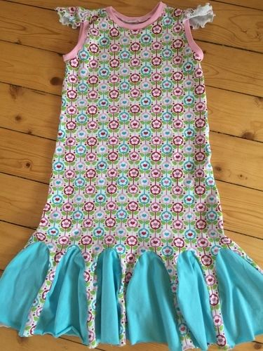 Makerist - tolles Sommerkleidchen für Mädchen - Nähprojekte - 1