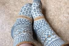 Makerist - Norweger Socken - 1