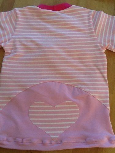 Makerist - Basic-Shirt von Lybstes - Nähprojekte - 3