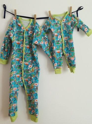 Makerist - Schlafanzüge für Schwestern - Nähprojekte - 1