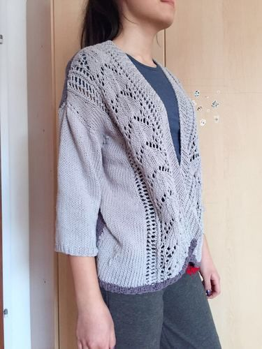 Makerist - Strickjacke - Strickprojekte - 2