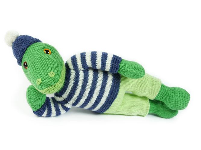 Makerist - Cord, das liebenswerte Krokodil - Strickprojekte - 2