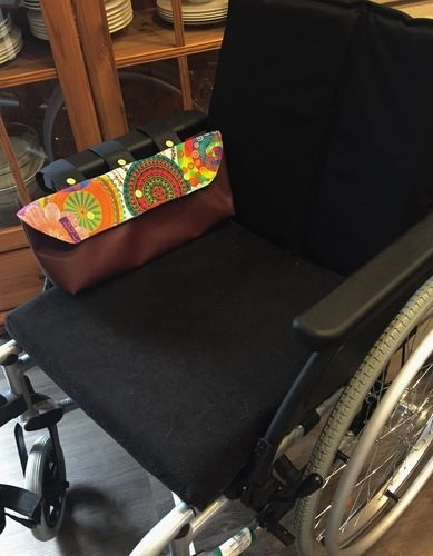 Makerist - Rollstuhltasche - Nähprojekte - 1