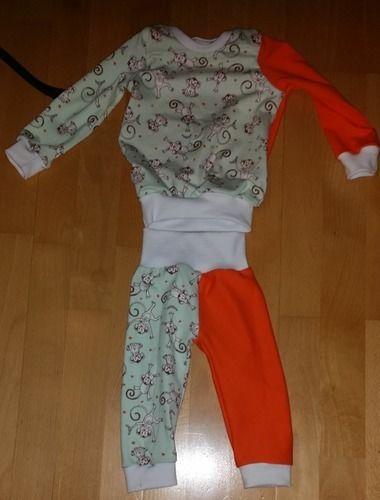 Makerist - Baby Hose und Pulli  - Nähprojekte - 1