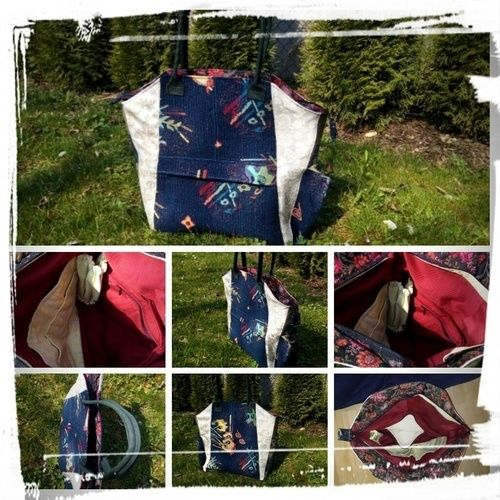 Makerist - Eine #Lexa von Hansedelli - Nähprojekte - 1