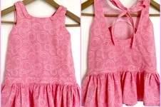 Makerist - Brunette, robe été fillette 3 ans - 1