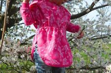 Makerist - Süßer Poncho-Pulli aus süßem Jersey für süße Einhornreiterin - 1