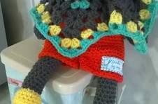 Makerist - Marius doudou éléphant au crochet  - 1