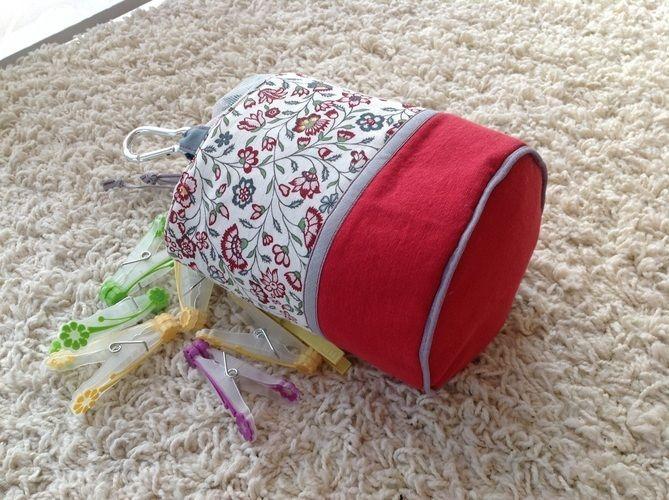 Makerist - Klammerbeutel Dione von Tina Blogsberg  - Nähprojekte - 2