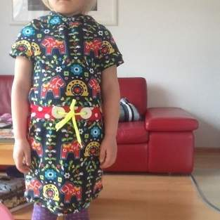 Makerist - ebook-sweatkleid-carli-kids  - 1