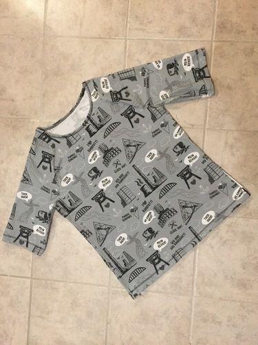 Makerist - T-Shirt für meinen Mann - Nähprojekte - 1