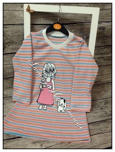 Makerist - Romantic Girl von Emmapünktchen sieht immer toll aus - Textilgestaltung - 1
