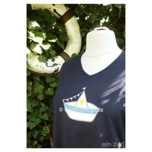 Makerist - Shirt maritim - 1