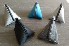 Makerist - Pochette berlingot simili cuir - 1