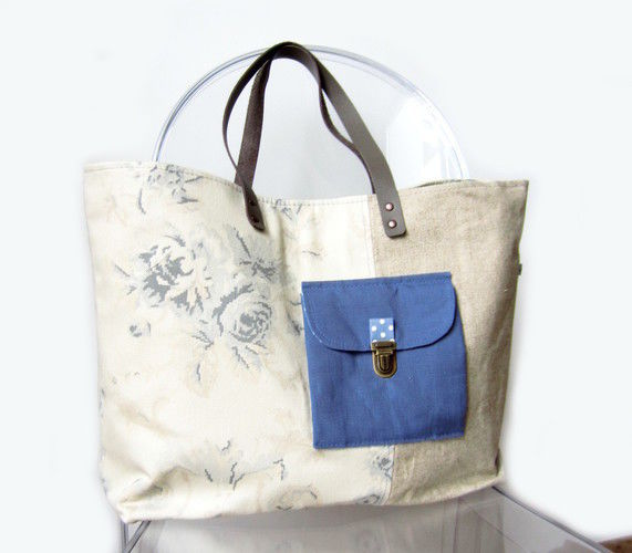 Makerist - Sac cabas Mary - Créations de couture - 1