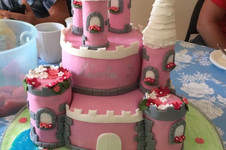 Makerist - Schloss Torte - 1