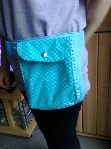 Makerist - Hüfttasche - Nähprojekte - 2