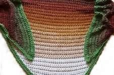 Makerist - Dreieckstuch Herbstwind für Damen - 1