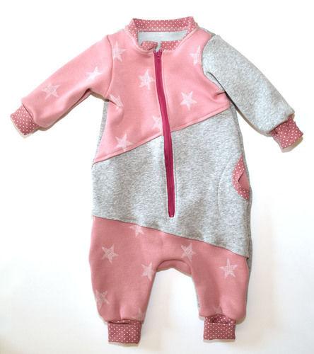 Makerist - Noch ein Jolly Jumper - diesmal aus kuscheligem Sweatshirtstoff - Nähprojekte - 1